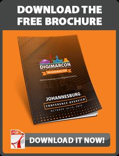 Download DigiMarCon Johannesburg 2021 Brochure