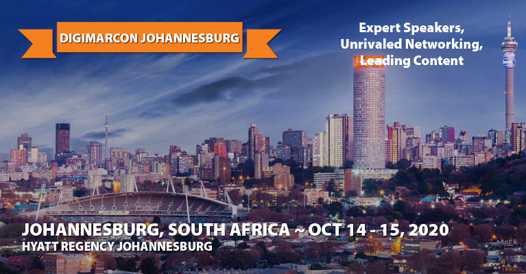 DigiMarCon Johannesburg 2020