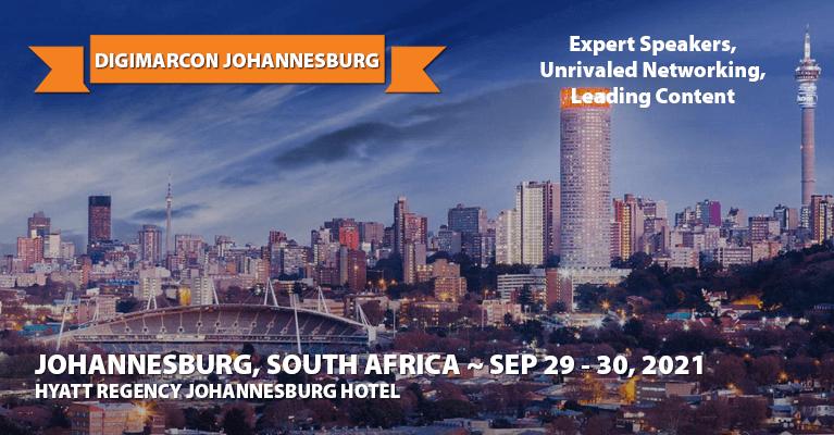 DigiMarCon Johannesburg 2021